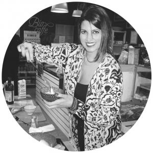 Annagioia Gaglianò, i segreti della cucina vegana con spirulina
